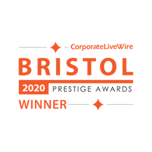 CorporateLiveWire Bristol 2020 Prestige Awards Winner