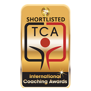 Shortlisted TCA International Coaching Awards